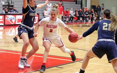 Western Women's Basketball looking to take the RMAC by storm