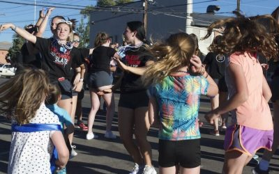 Gunnison Community officially opens IOOF with a snow dance, fall celebration